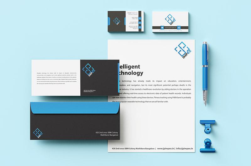 Pixelhen Brand Idenity design